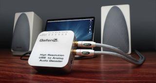 Gefen Debuts New High-Resolution USB to Audio Decoder