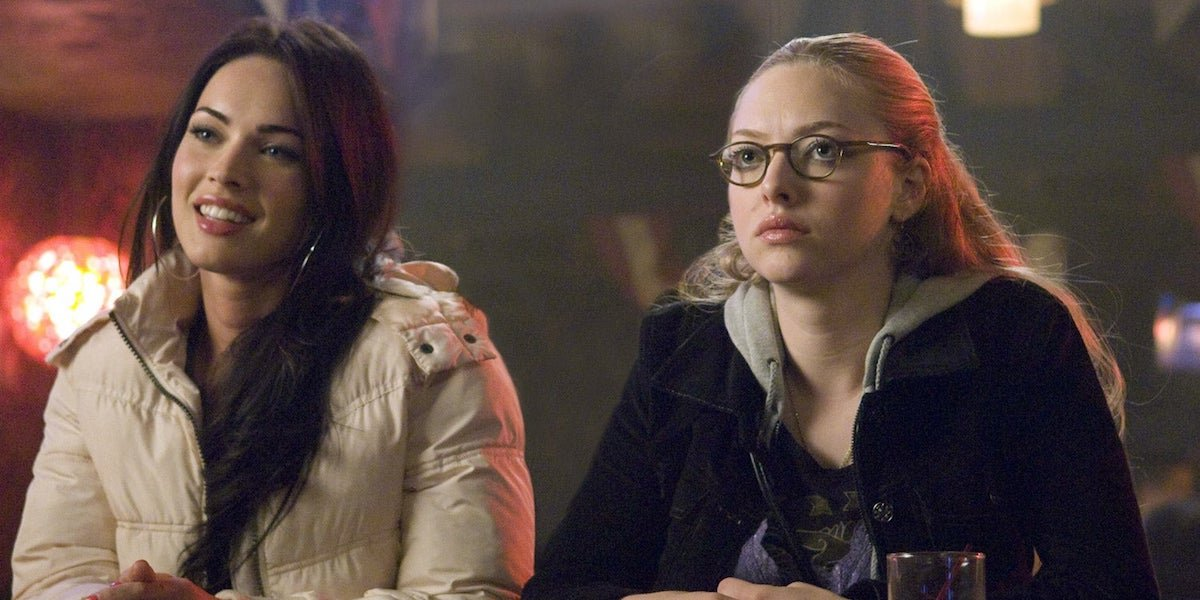 Megan Fox Says She And Amanda Seyfried Were Horrified To Make Out In Jennifer S Body Cinemablend