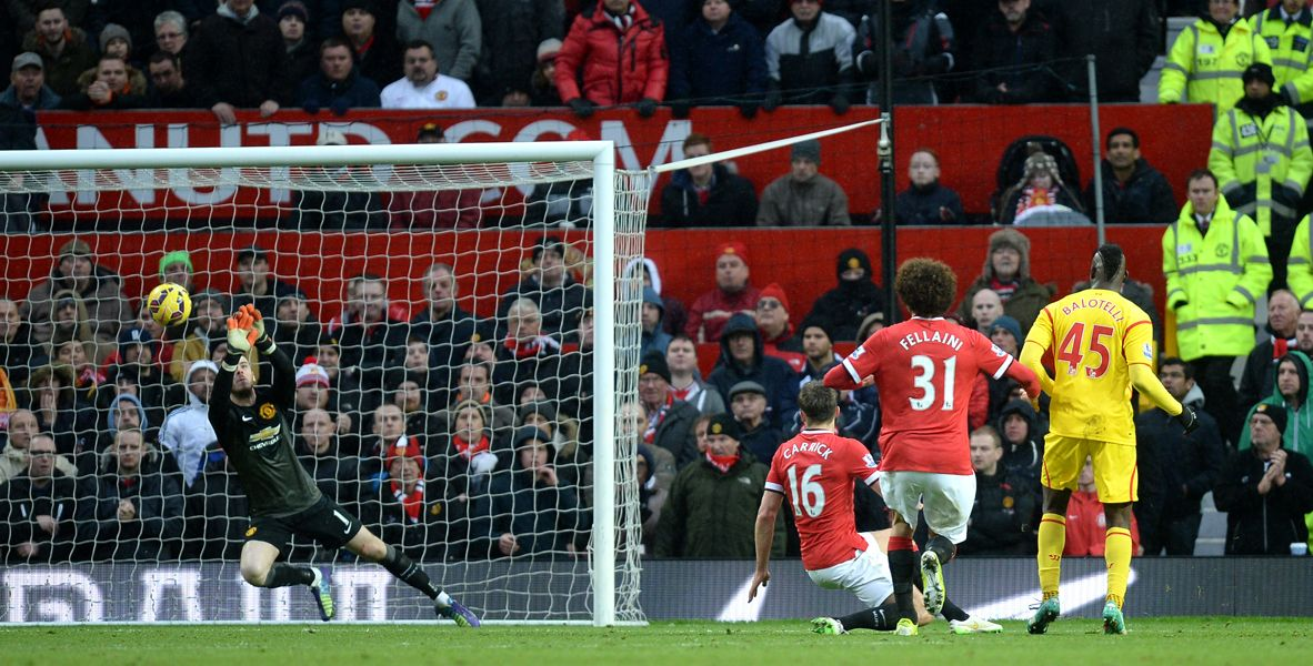 Man Utd 3-0 Liverpool: Which is the only game De Gea's made more Premier  League saves in? | FourFourTwo