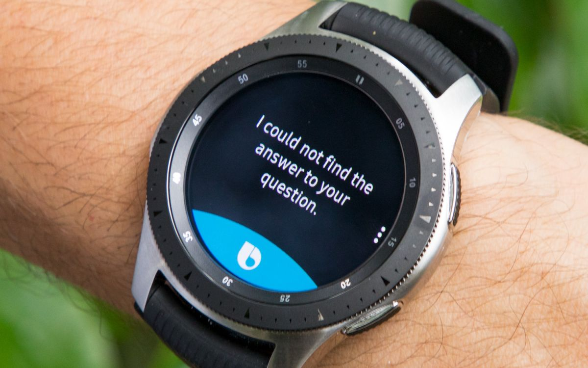Samsung Galaxy Watch Review: Get It for the Battery Life | Tom's Guide