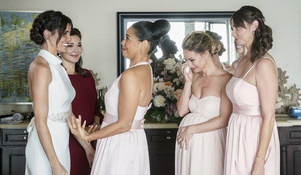 ncis los angeles kensi deeks wedding kensi the girls