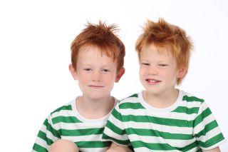 redhead-gene