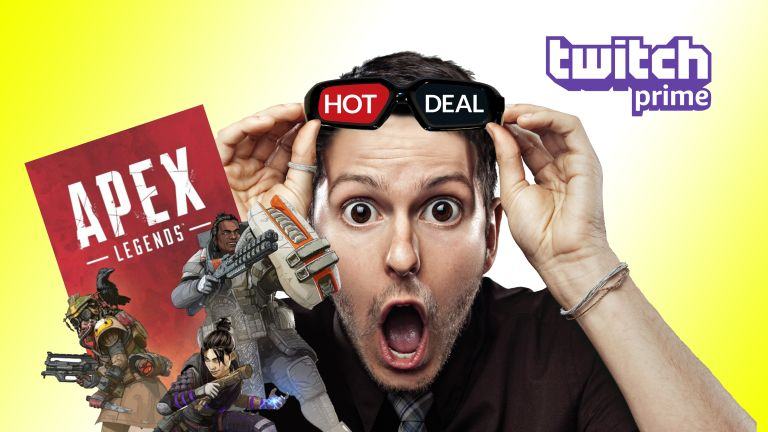 Amazon Prime Day deals Apex Legends Twitch Prime