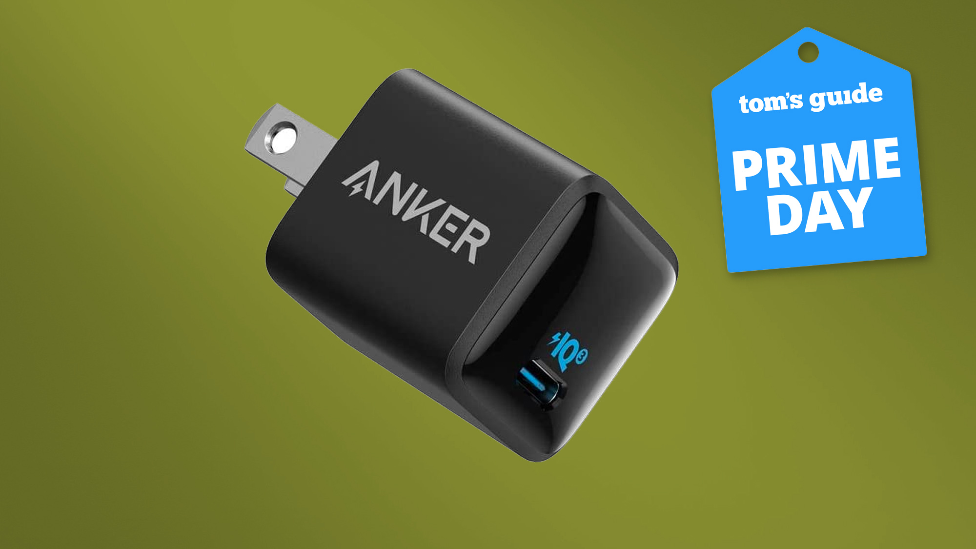Anker Nano Charger Prime Day Deal
