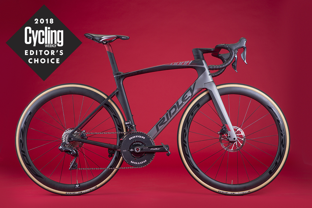 05e931ca13a Ridley Noah Fast Disc Ultegra Di2 review - Cycling Weekly