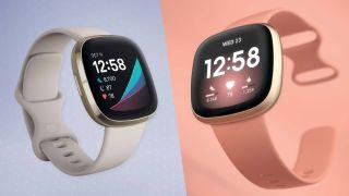 Fitbit Sense vs. Versa 3