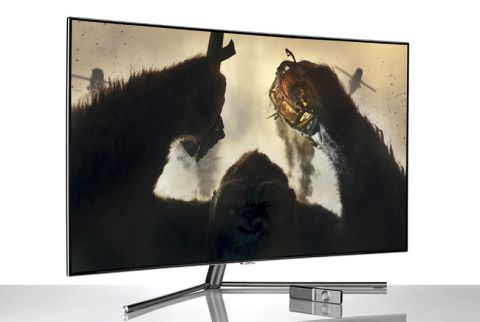5dad5e080 Does Samsung's first QLED TV of 2017 live up to the hype? Tested at £2200