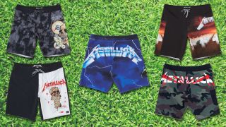 Metallica x Billabong LAB collab: Ride The Lightning… and the surf