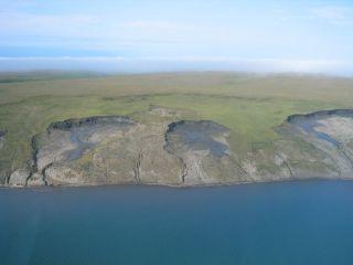 melting permafrost