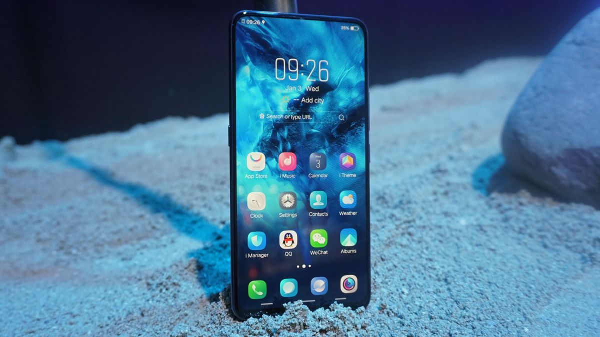 5 things we've learned from 24 hours with the almost bezeless Vivo Nex