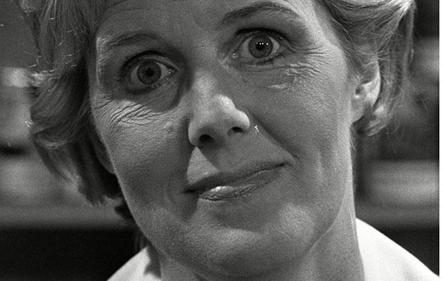 Irene Sutcliffe as Maggie in Coronation Street