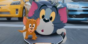 Tom And Jerry Had A Shockingly Good Opening Weekend At The Box Office