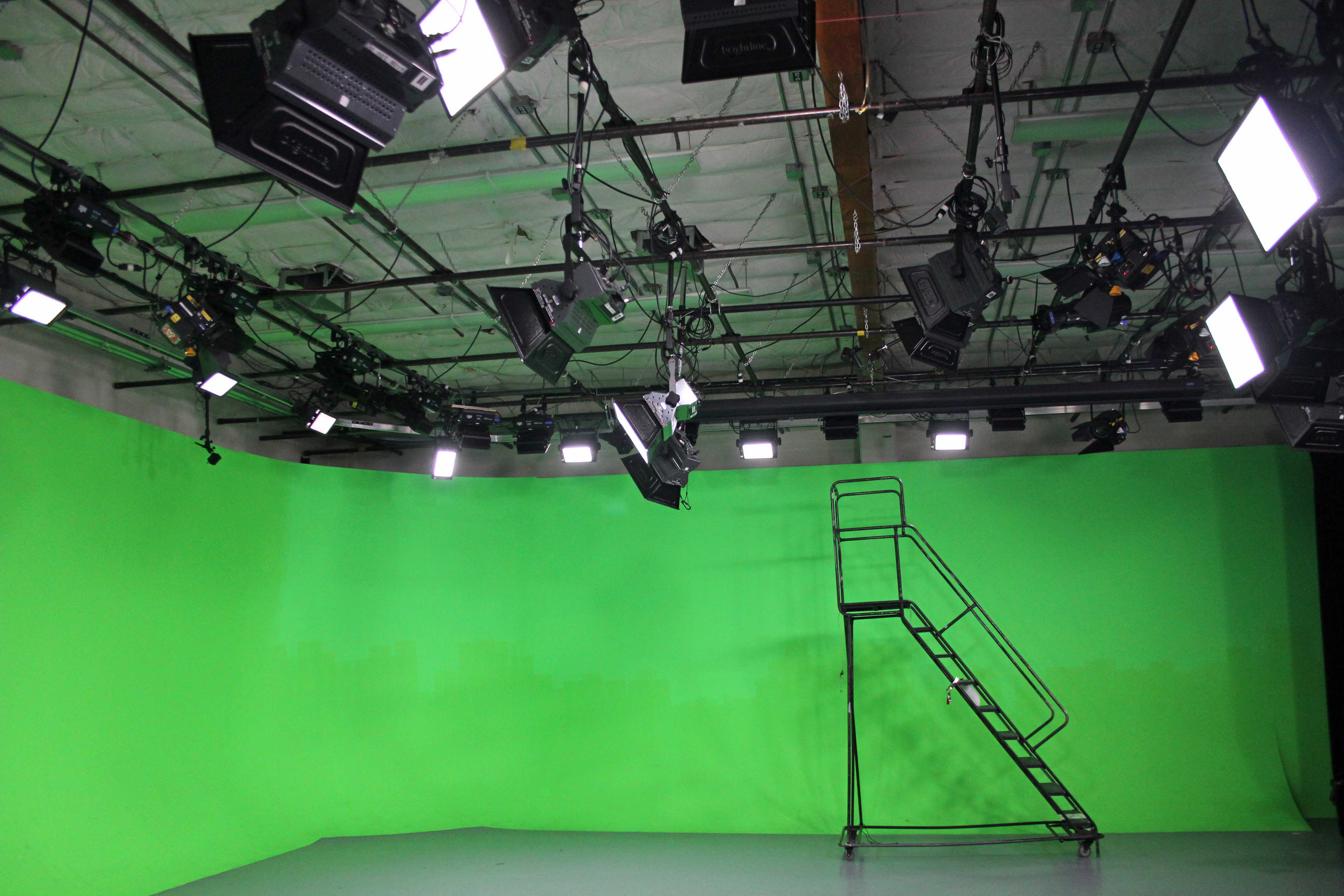 Open Signal Upgrades Main Studio