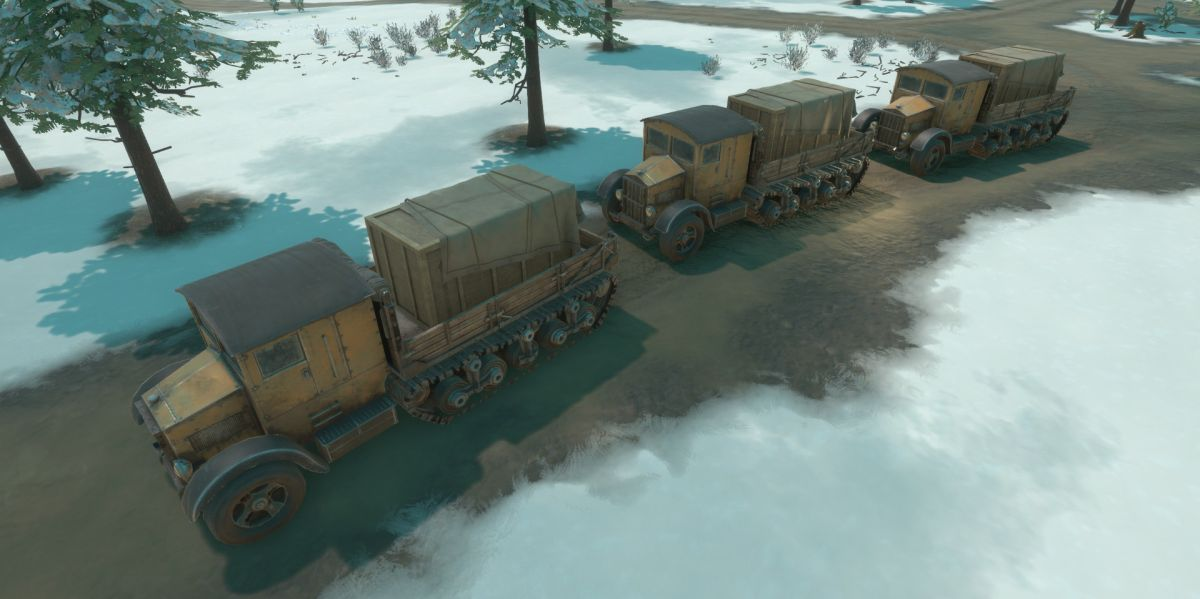 Foxhole's latest update adds mass production to fuel the MMO war