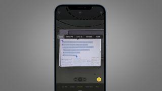 Apple Live Text Google Lens