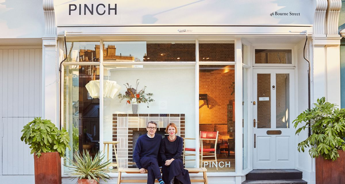 Russell Pinch shares his top 10 design secrets