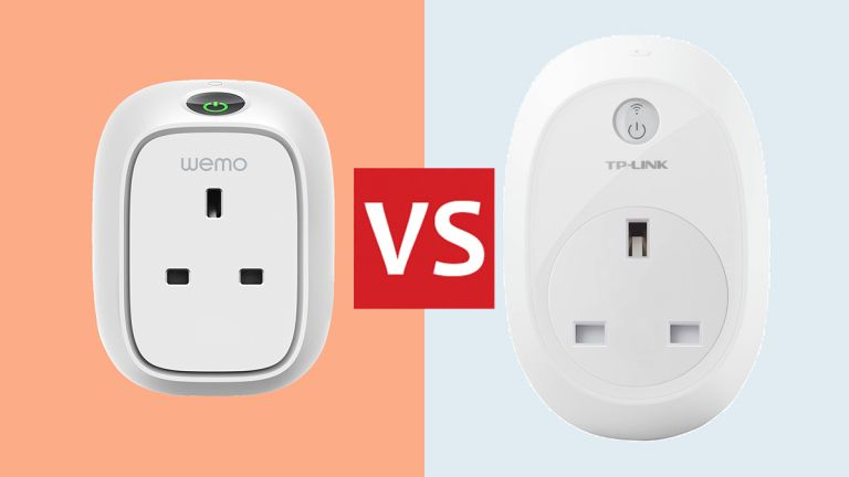 Belkin WeMo Insight Switch vs TP-Link Kasa Smart Plug