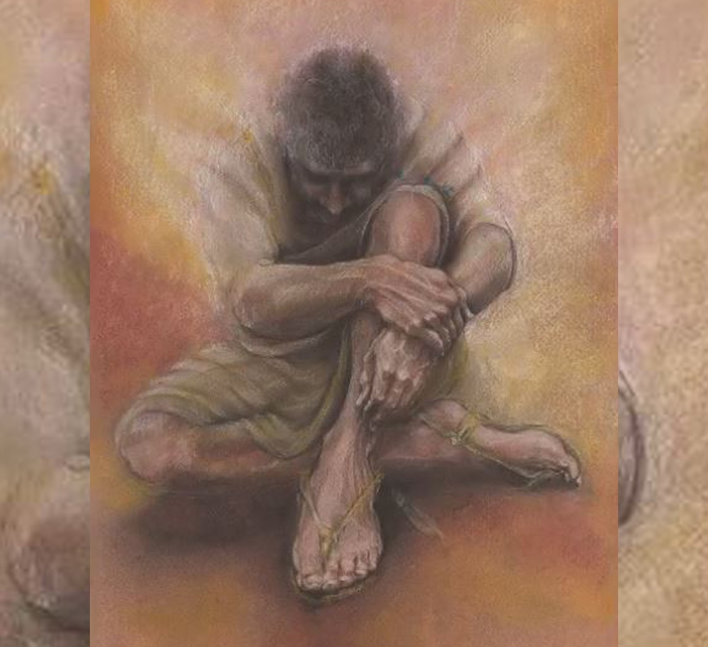 Image result for cathy fisher painting of jesus