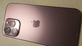 iPhone 13 Pro rose gold leak
