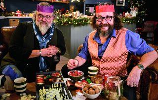 Hairy Bikers Christmas tips Home for Christmas