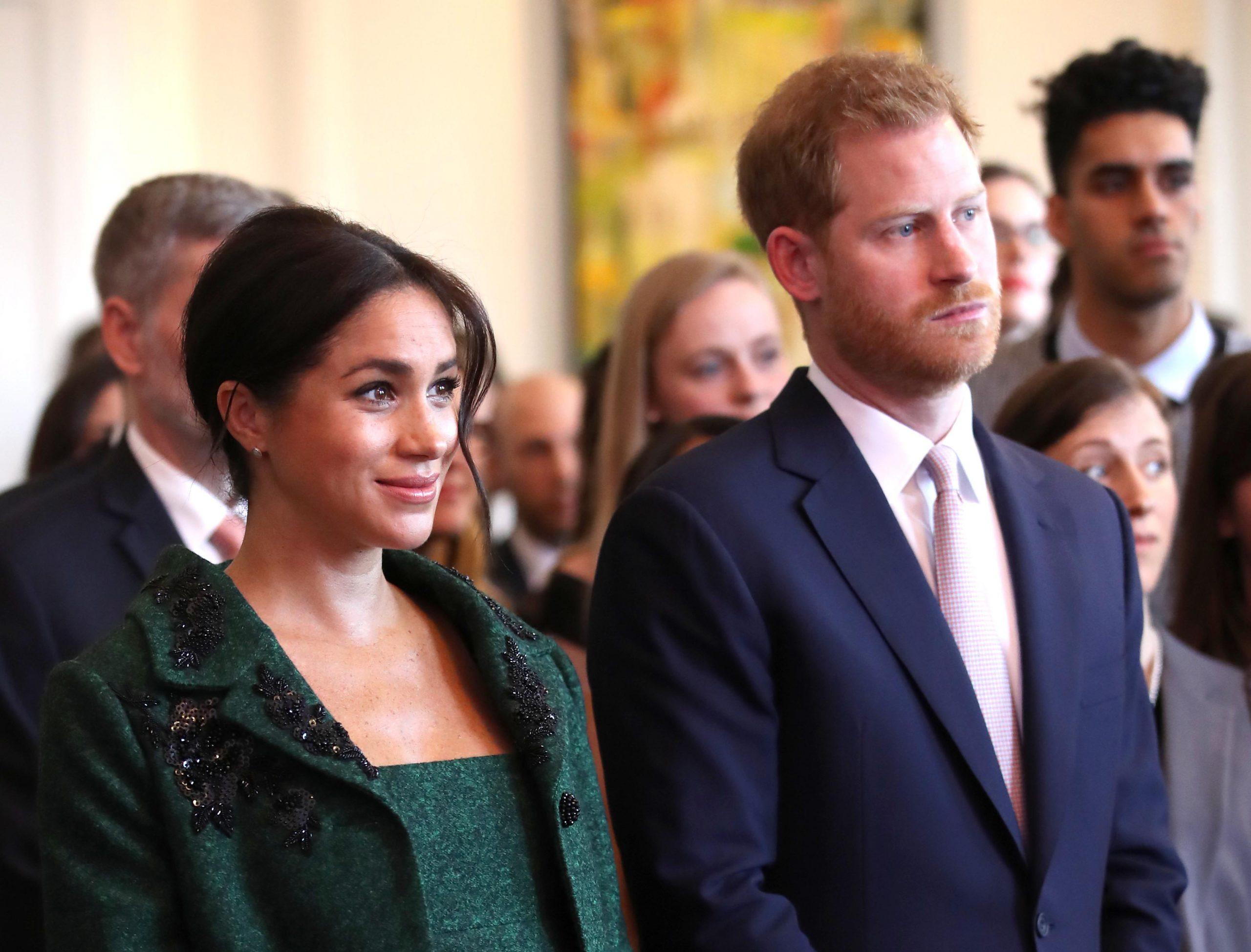 Prince Harry, Meghan