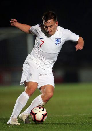 England U20 v Iceland U20 – U20 Elite League – Adams Park