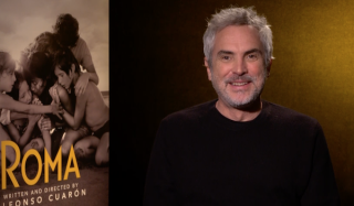 Alfonso Cuaron talks ROMA with the ReelBlend hosts