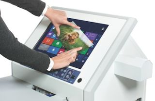 Tecom TecPodium Interactive with Multi-Touch Capabilities