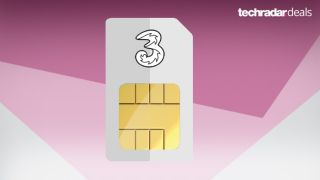 three unlimited sim only deals