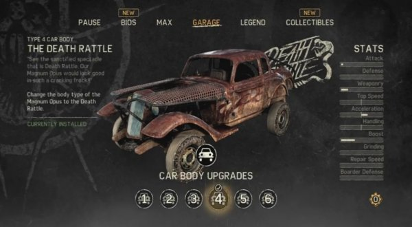 9 Coolest Things About Mad Max The Game Cinemablend