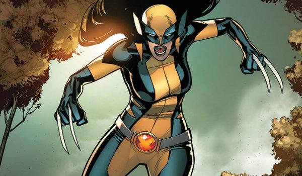 X-23 Wolverine X-Men