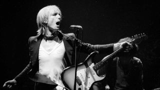Tom Petty onstage in 1979