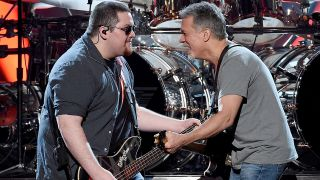 Wolfgang Van Halen It Isn T Up To David Lee Roth If Eddie Tours Again Louder