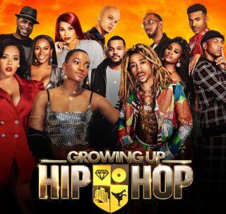WE tv's 'Growing Up Hip Hop'