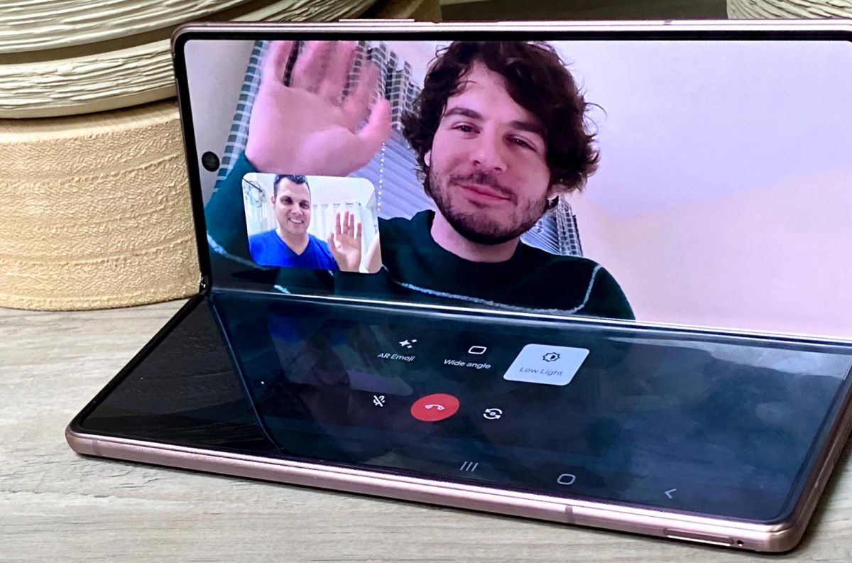 Samsung Galaxy Z Fold 2 just got a killer multitasking upgrade  image