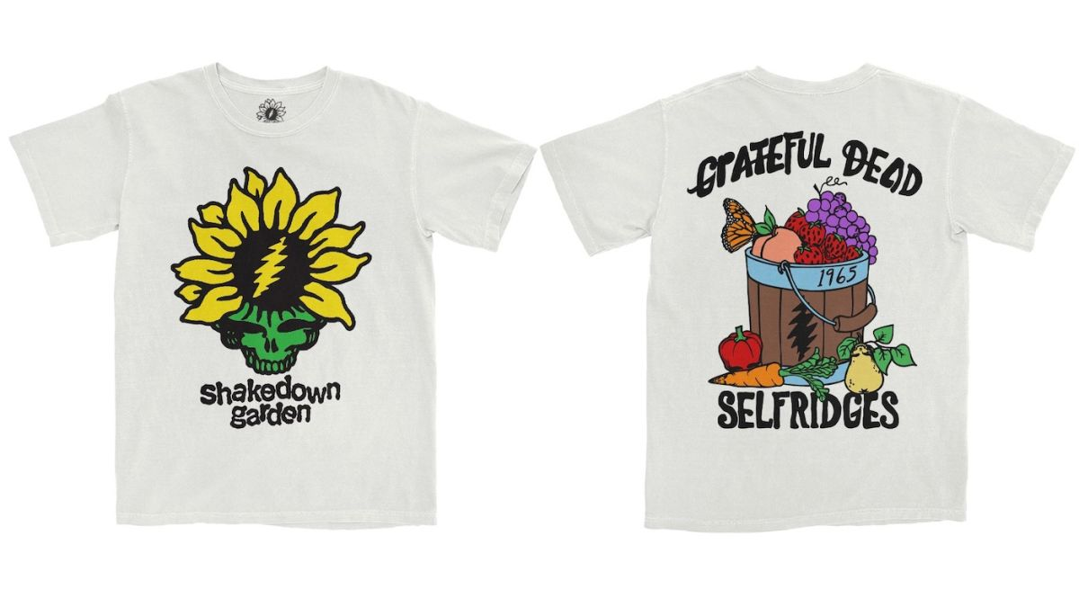 Selfridges have launched a new range of Grateful Dead merch and, frankly, we've no idea why