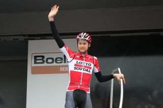 Tim Wellens in Lotto Soudal colours