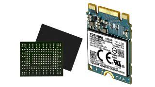 Toshiba BG3 Series SSD