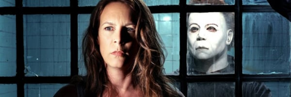 Halloween: Resurrection Jamie Lee Curtis Laurie stalked by Michael through the hospital