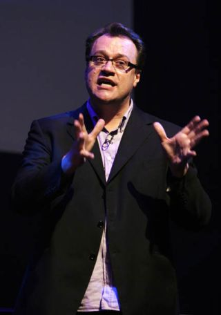 Russell T Davies: Bring on the Wizards & Aliens!