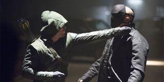 Arrow Season 5 Fight Scenes