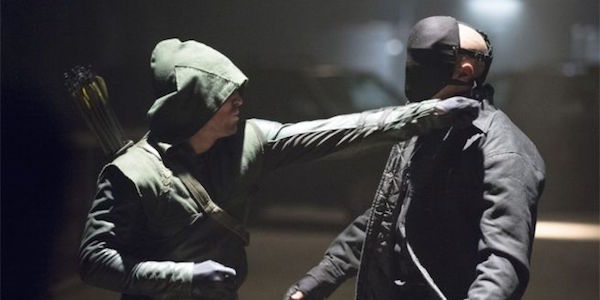 Arrow Season 5 Fight Scenes