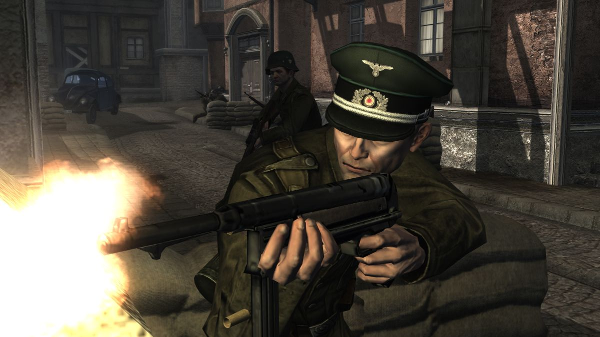 The history of Wolfenstein   PC Gamer