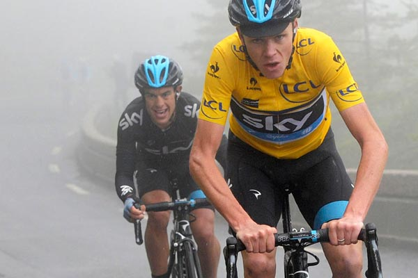 Porte 39 s giro d 39 italia loss is froome 39 s tour de france gain for Richie porte cyclist