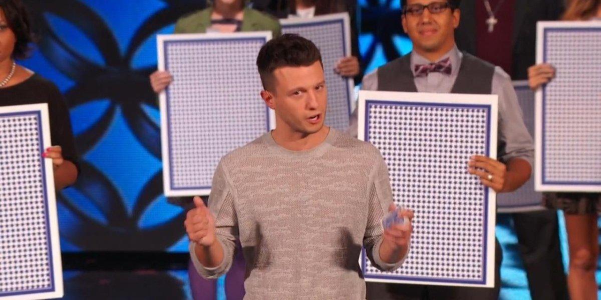Mat Franco on America's Got Talent.