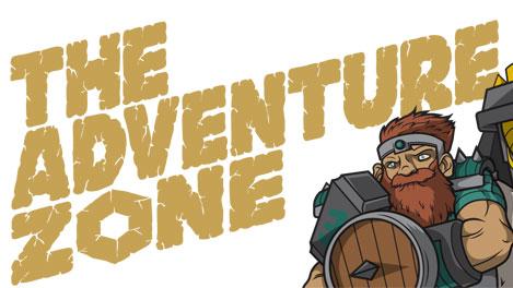 the adventure zone podcast