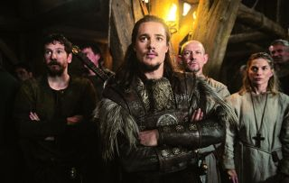 As the epic historical drama returns for a second series, warrior Uhtred (Alexander Dreymon) is supposedly heading north to avenge Earl Ragnar's death