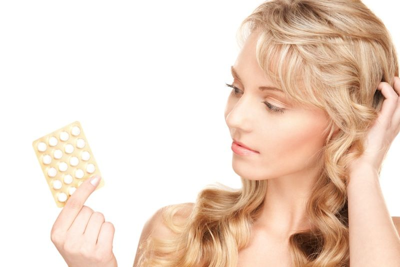 Birth Control Pills May Make Women's Eggs 'Look Old'