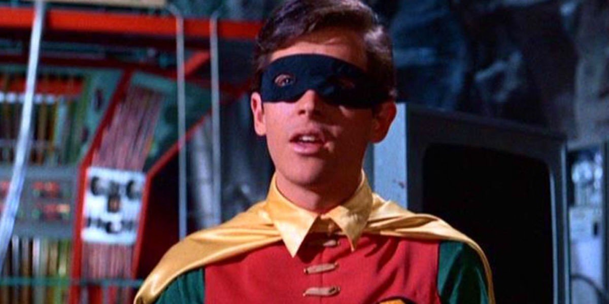 Burt Ward - Batman: The Movie