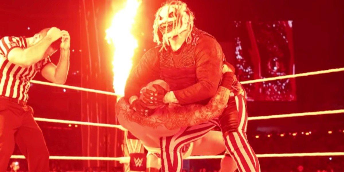 The Fiend WrestleMania 37